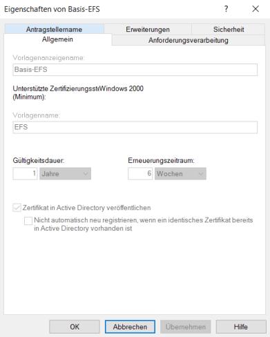 Active Directory Zertifikatsdienste (Teil 3): Eigene ...