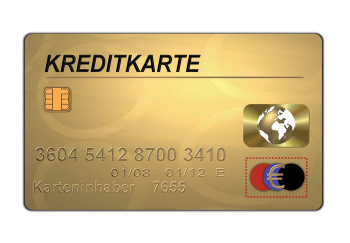 Kreditkarte Kaufen