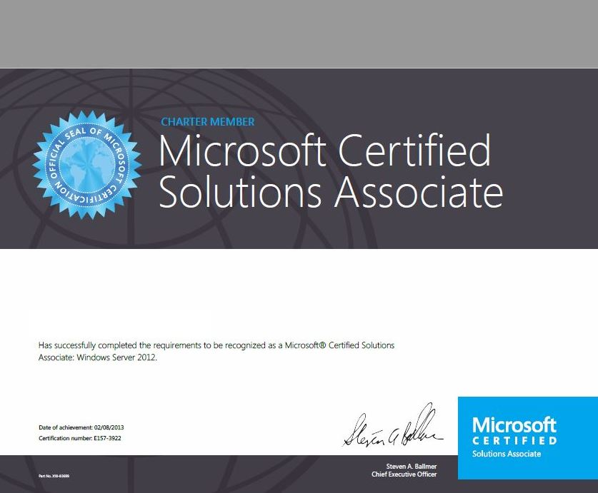 Neue Microsoft Zertifizierungen Mta Mcsa Mcse Fr Windows Server