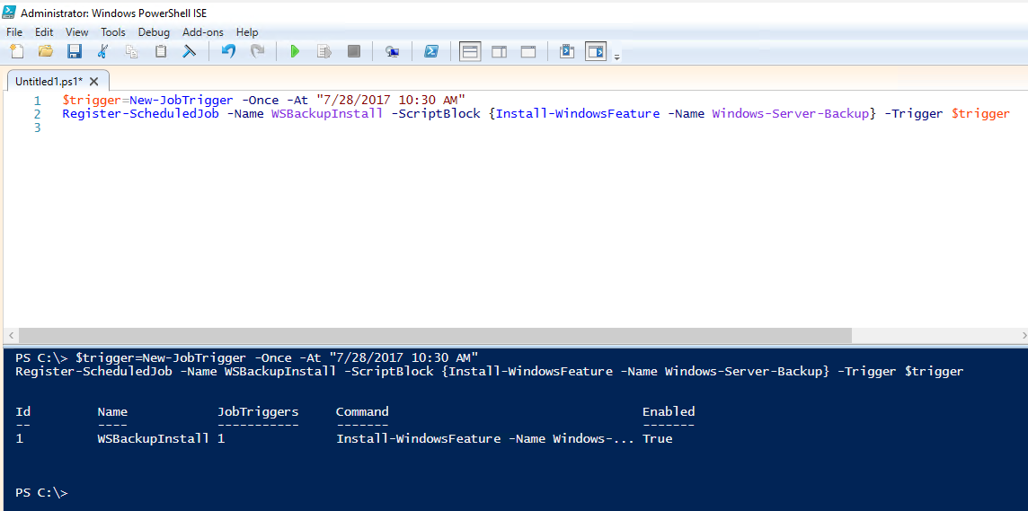 Install Printer Driver Windows 10 Powershell Managing