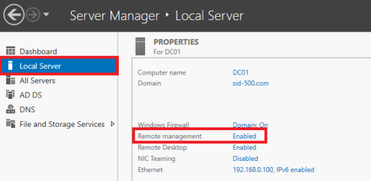 Active Directory: Configuring Event Log Subscriptions