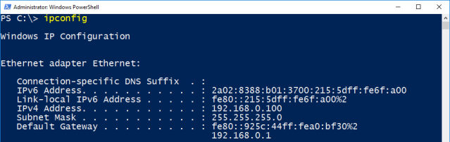 Discovering Temporary Ipv6 Global Unicast Addresses Privacy Extensions With Powershell Sid 500 Com