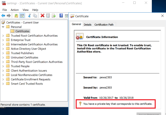 PowerShell: Encrypt and Decrypt Data by using Certificates
