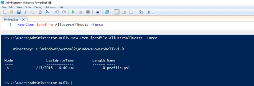 Powershell For Beginners Part 7 The Pipe And Many Examples To