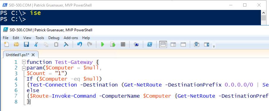 PowerShell for Beginners (Part 12): PowerShell Modules – SID-500 COM