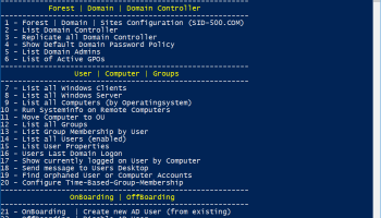 Active Directory: Send Messages to all currently logged on Users