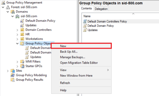 Group Policies: Enabling WinRM for Windows Client Operating